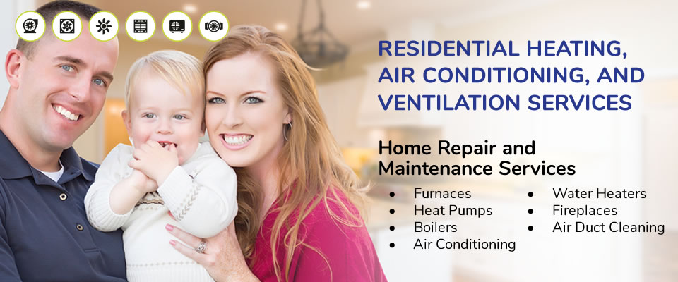 Clean Zone Heating - Residential Services