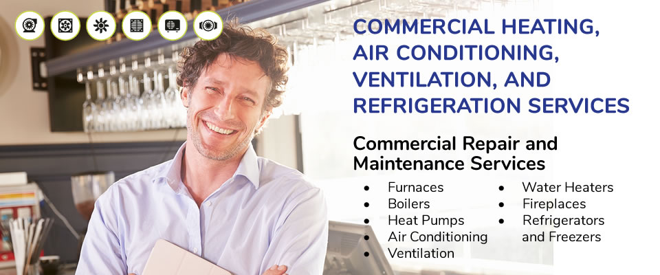 Clean Zone Heating - Commercial Services